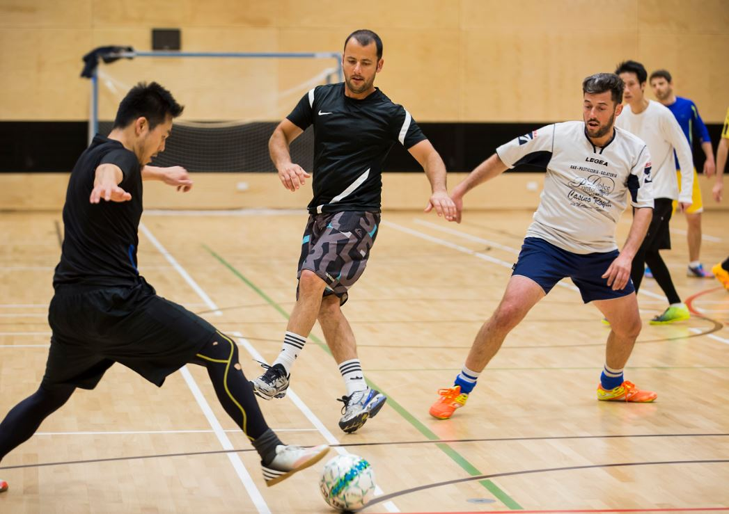 AH Sport Indoor Soccer